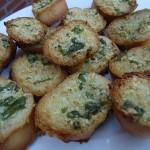 Recept: Knoflookstokbrood