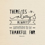 Gratitude diary number II