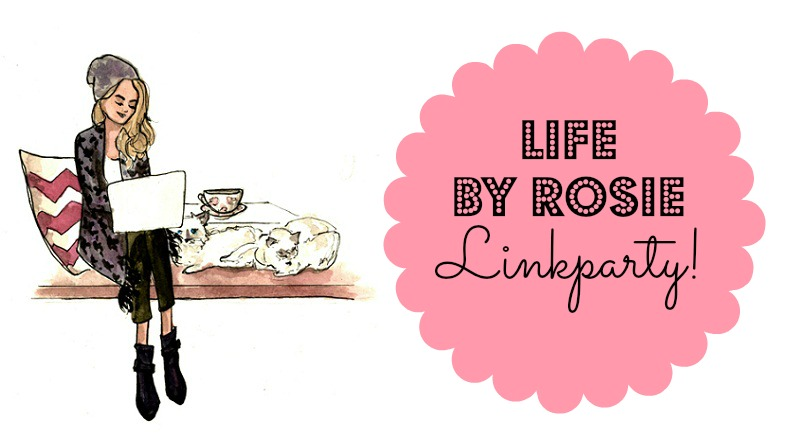 life by rosie link party plaatje