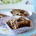 Recept: havermout bars