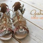 Geshopt: boohoo sandaaltjes van Schuurman.