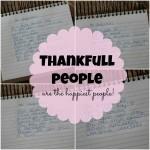 MINDSTYLE WEEK: mijn gratitude diary