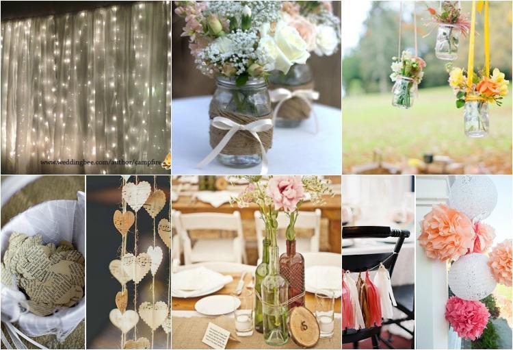 Geliefde bruiloft decoratie zelf maken ft 28 blessingbox for Decoratie bruiloft zelf maken