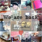 Iphone diary: we are back!