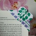 Do it yourself: hartvormige boekenlegger vouwen