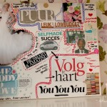 Do it yourself 2014 vision board!