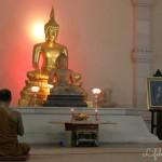 Java: mediteren met Boedhistische monniken