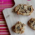 Heerlijk gezonde pindakaas koekjes!