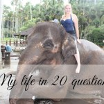 Tag: My life in 20 questions!