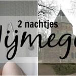 Hotel Manna in Nijmegen!