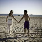 Bruiloft inspiratie: strandbruiloft