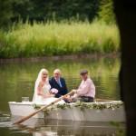 We zijn getrouwd! Part 2 inroeien en Kay voor het eerst zien