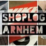 Shoplog Arnhem. Nike/Invito/Famous/Sting