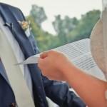 Trouwen: het schrijven van je geloften