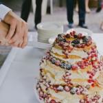 Trouwen: de bruidstaart