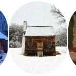 Huizen waar ik de kerst door zou willen brengen