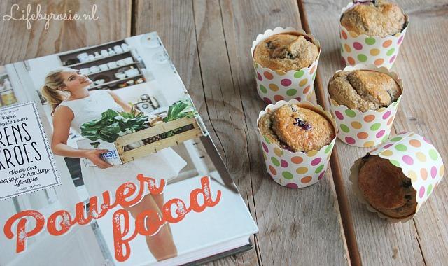 ontbijt muffins Rens Kroes