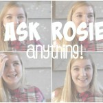 Ask Rosie anything video