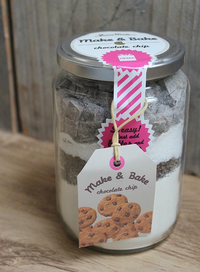 Extreem Getest: make & bake chocolate chip cookies van Hema - Life By Rosie @WW46