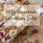 Recept Sinterklaas fudge