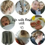 Life with Rosie week 45
