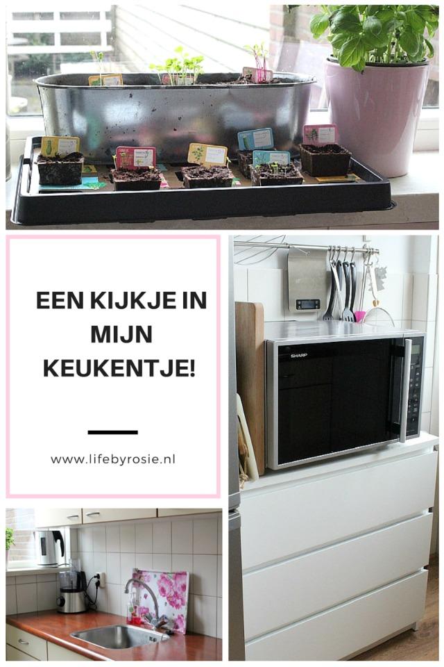 Een kijkje in mijn keukentje lifebyrosie