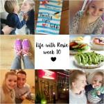 Life with Rosie week 10