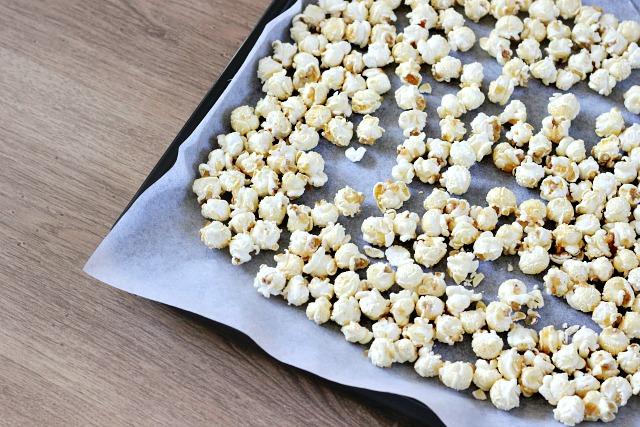 Popcorn voor pasen