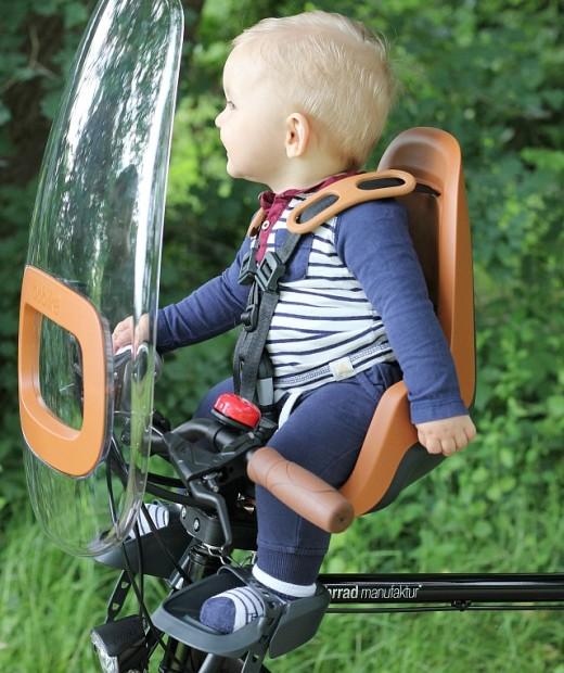 Review Bobike fietszitje
