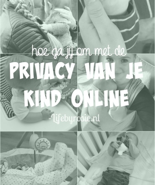 privacy van je kind online