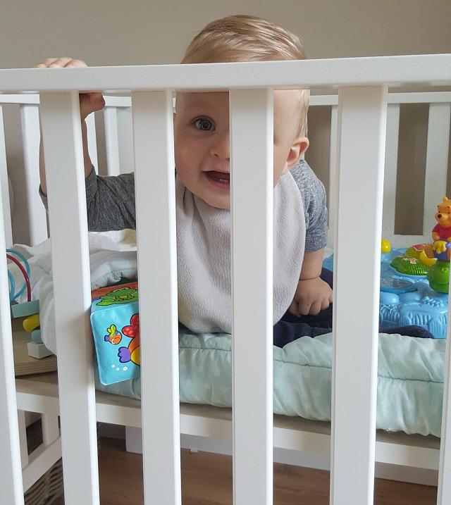 Flynnie 9 maanden