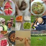 Life with Rosie week 31 | Onze nieuwe Tula uitproberen en veel gezond eten