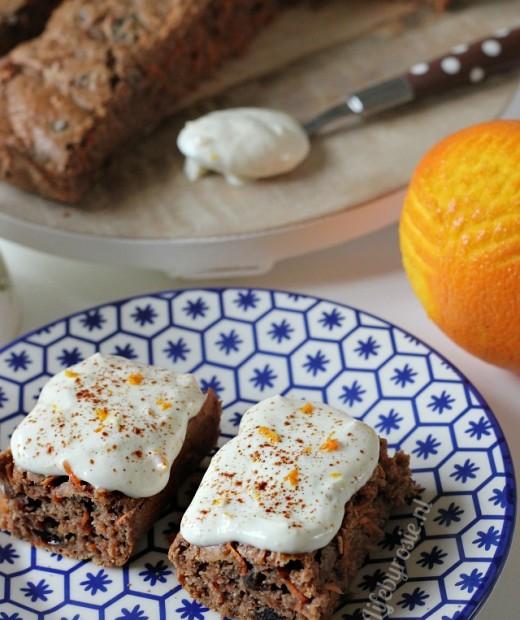 gezonde worteltaart recept