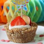 Kidsproof taartje voor Flynns verjaardag