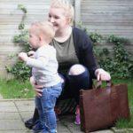 Happy mom! | Toffe (niet officiële) luiertassen!
