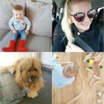 Life with Rosie week 17| Dagje sauna, Koningsdag en kusjes van Flynn