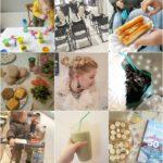 Life with Rosie week 3 | Veel te veel geshopt, vega eten en een heerlijk weekend!
