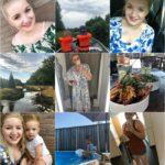 Life with Rosie week 30| Warm, warmer, warmst.