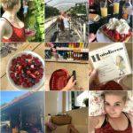 PLOG: aardbeien plukken & de hele dag loopt in de soep..