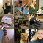 Life with Rosie week 5| Zwemmen, taartjes en sushi!