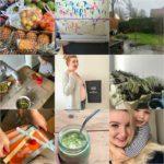 Life with Rosie week 10 shoppen op de rommelmarkt, 20 weken echo en offline dagen organiseren!