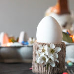 Maak zelf dit leuke eierdopje voor Pasen in 5 minuutjes!