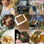 Life with Rosie week 13| moestuin, lekker eten en vooral veel rust.
