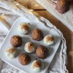 Drie euro food challenge | Pepernoten truffels!