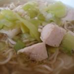 Recept: Noodlesoep met kip
