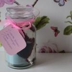 Homemade gifts: verwen pot!