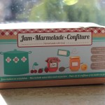 Jam & cookie/cupcake setje van Action
