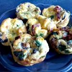 Recept: ei muffins