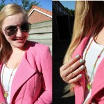 Outfit: working chic(k)!