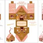 Do it yourself: papieren huisjes!
